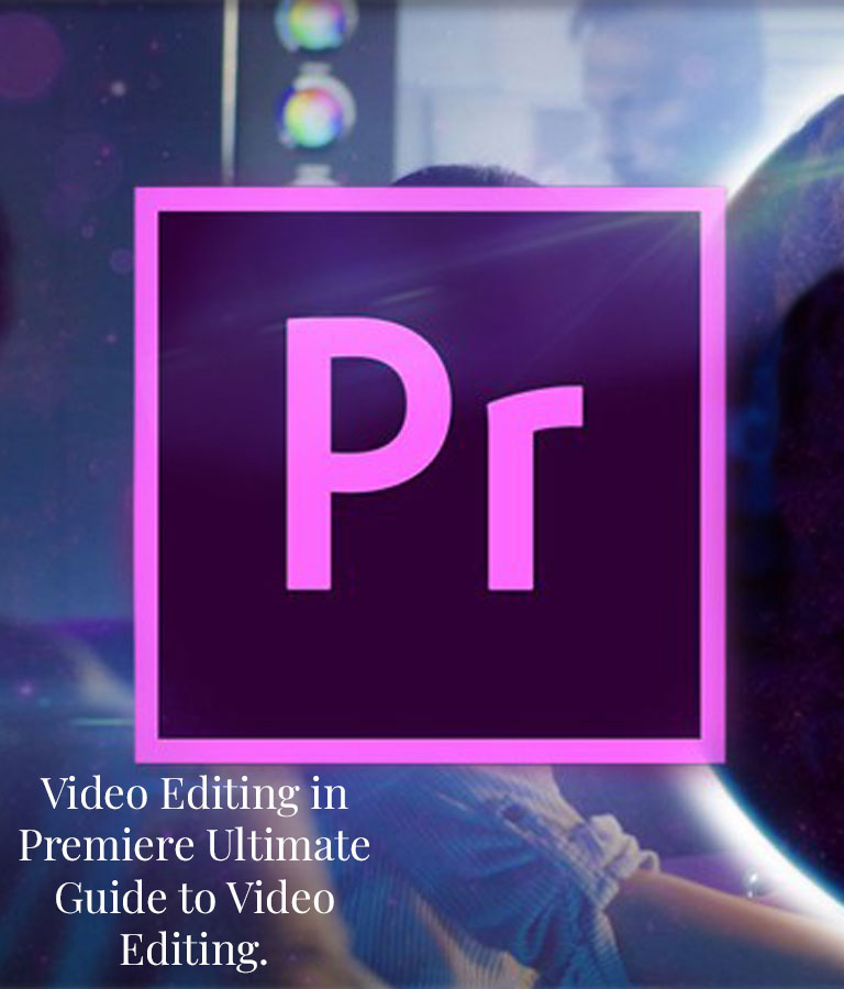 Video Editing in Premiere