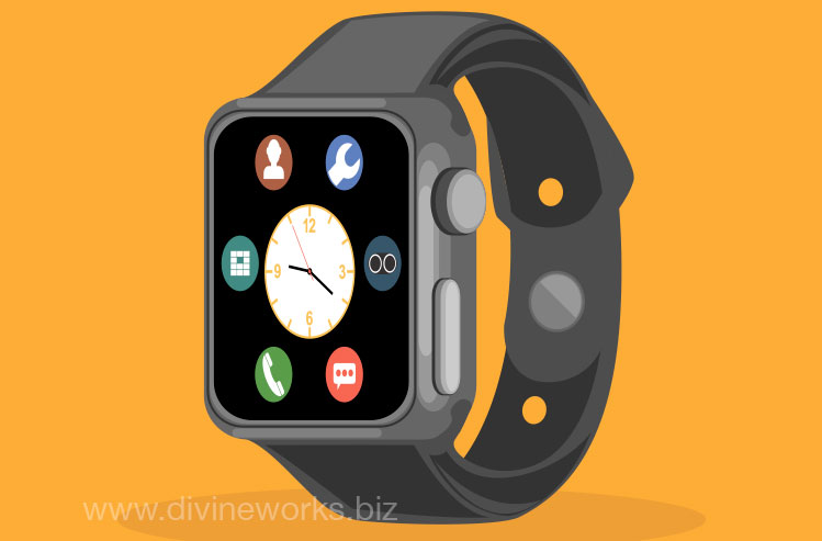 Download Free Apple Smartwatch Vector Art by Divine Works