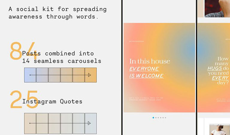 Let's Talk Carousel and Quotes