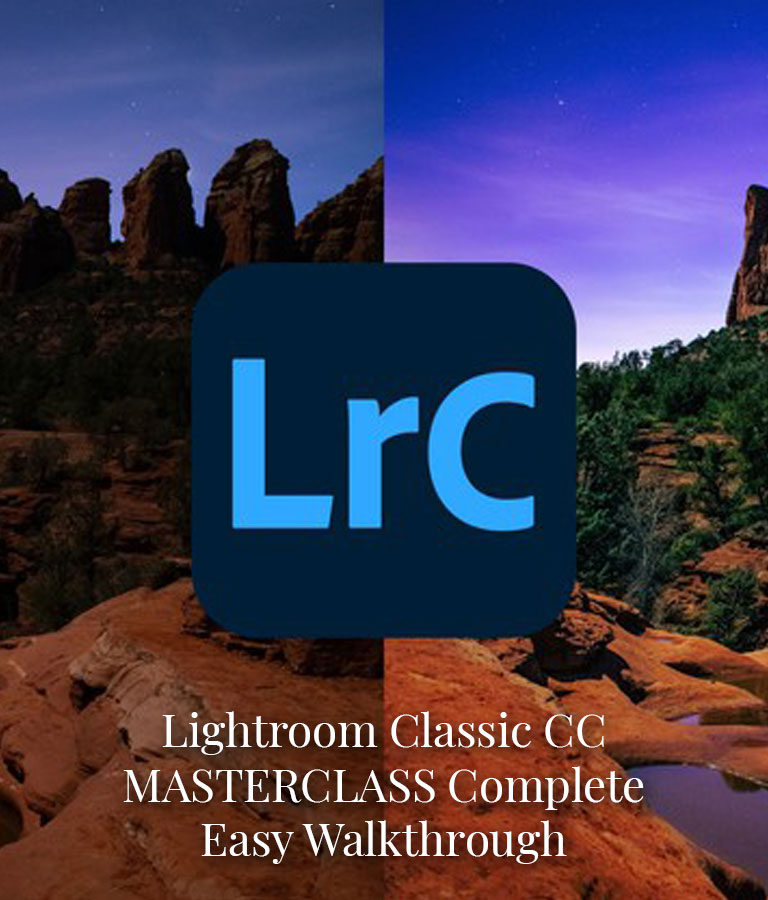 Lightroom Classic CC MASTERCLASS