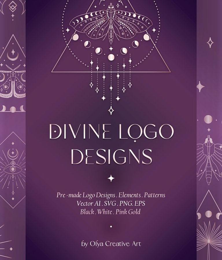 Logo Designs, Elements, Patterns