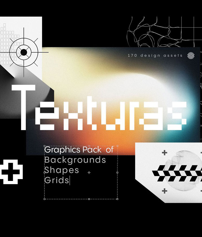 Texturas – Retro Graphics Pack