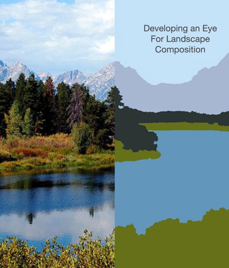 Developing Landscape Composition