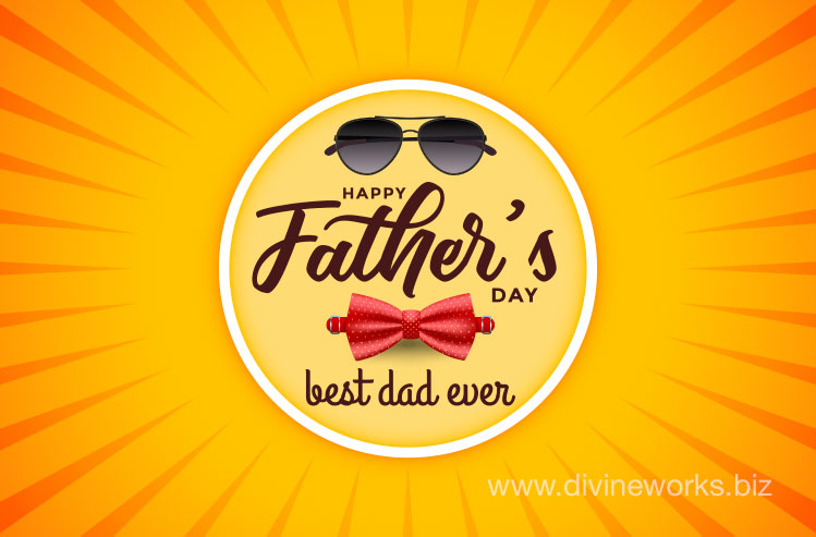 Download Free Happy Fathers Day Vector by Divine Works