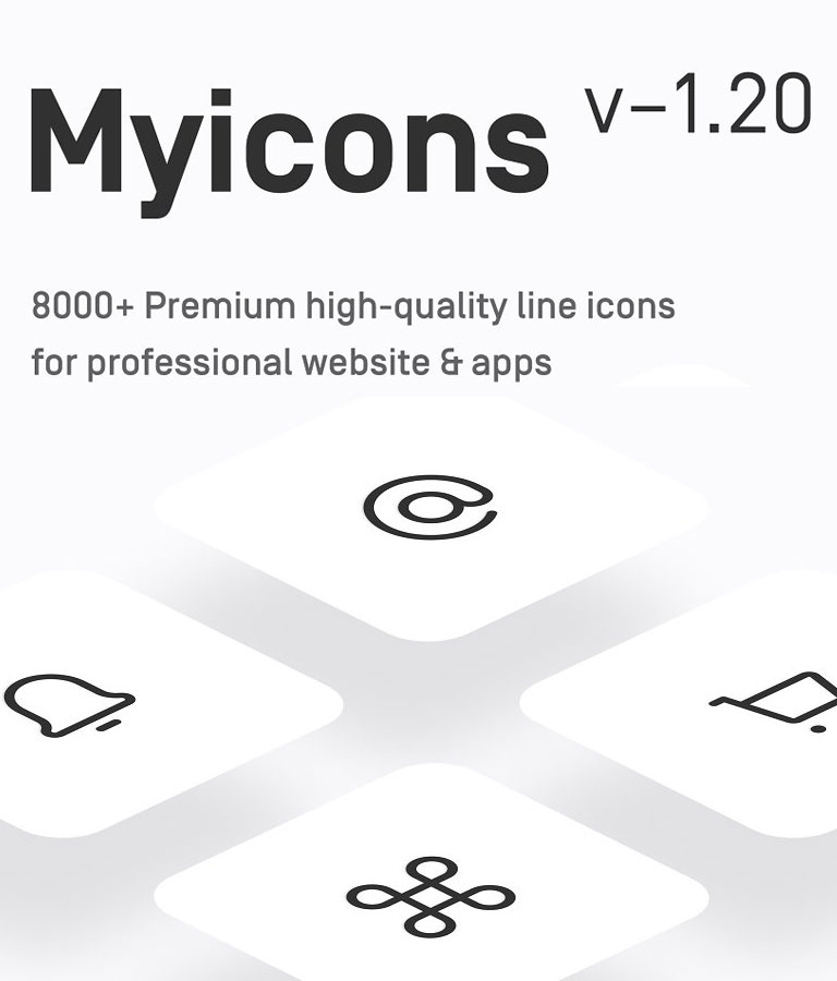 Premium Vector line Icons