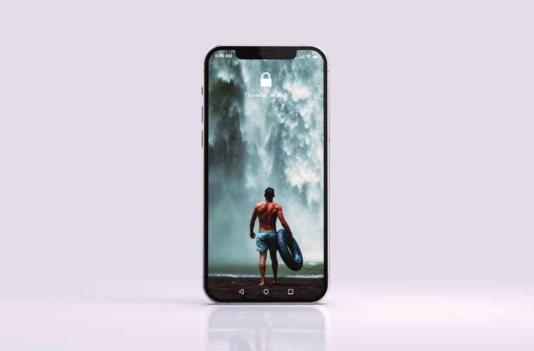 Download Free iPhone 12 Pro Max Mockup by Divine Works