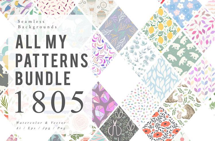 1805 Patterns Bundle
