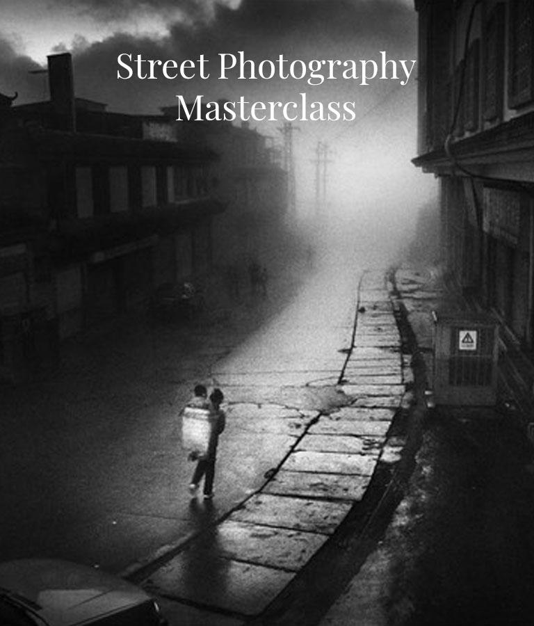 Street Photography Masterclass