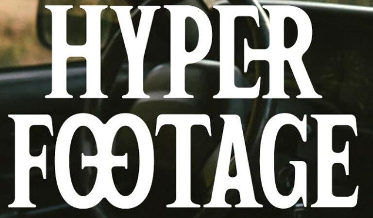 Goodier Display Typeface
